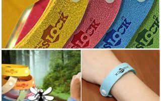 Mosquito Bugslock Armband