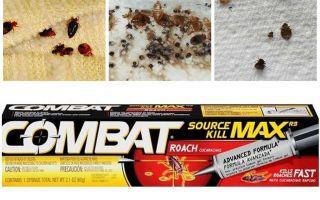Medverkar Kombat från bedbugs