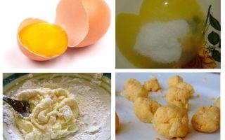 Recept remedier för kackerlackor med borsyra och ägg