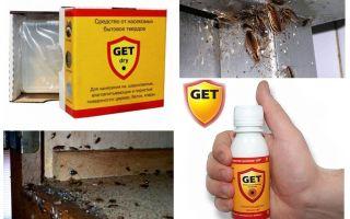 Betydar Geth från kackerlackor