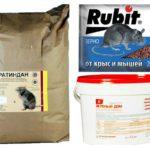 Giftiga preparat för möss