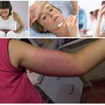 Effekterna av en bi-sting